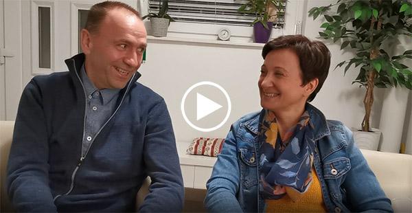 Venci in Erika - predstavitveni video delavnice